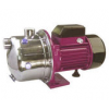 Heavy duty use single stage self priming jet pump with thermal protector stainless steel pump body